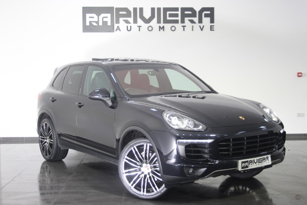 used Porsche Cayenne D V6 TIPTRONIC S in west-yorkshire