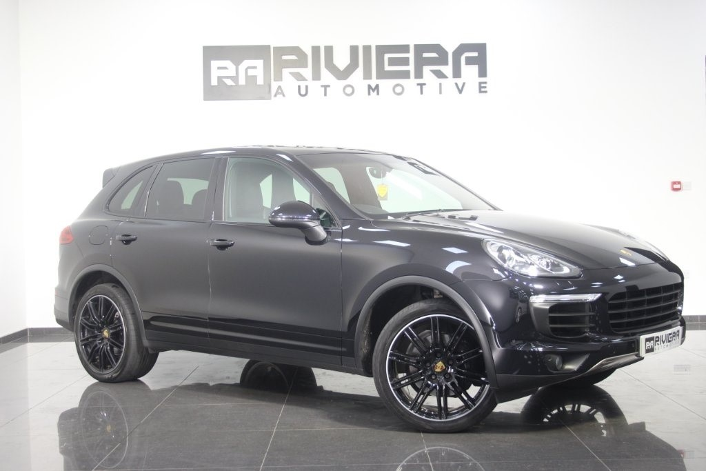 used Porsche Cayenne TD Tiptronic S AWD 5dr in west-yorkshire