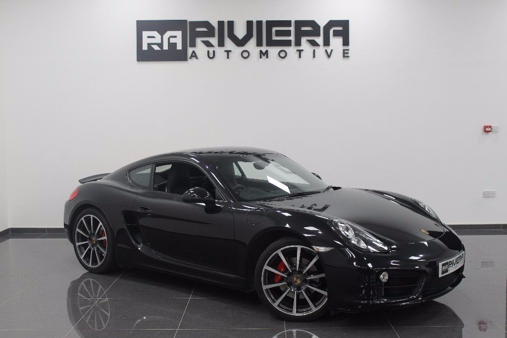 used Porsche Cayman 24V S PDK in west-yorkshire