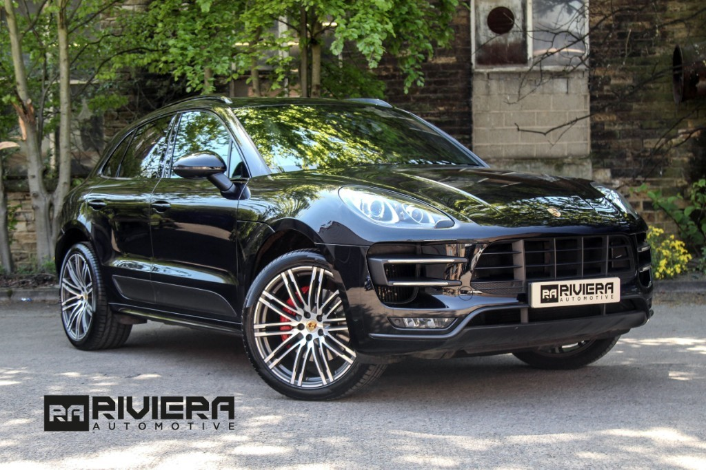 used Porsche Macan 3.6 V6 Turbo PDK AWD in west-yorkshire