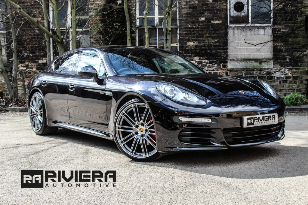 used Porsche Panamera TD V6 Tiptronic 5dr in west-yorkshire