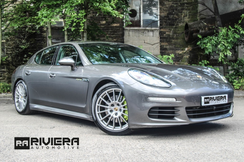 used Porsche Panamera S E-HYBRID TIPTRONIC in west-yorkshire