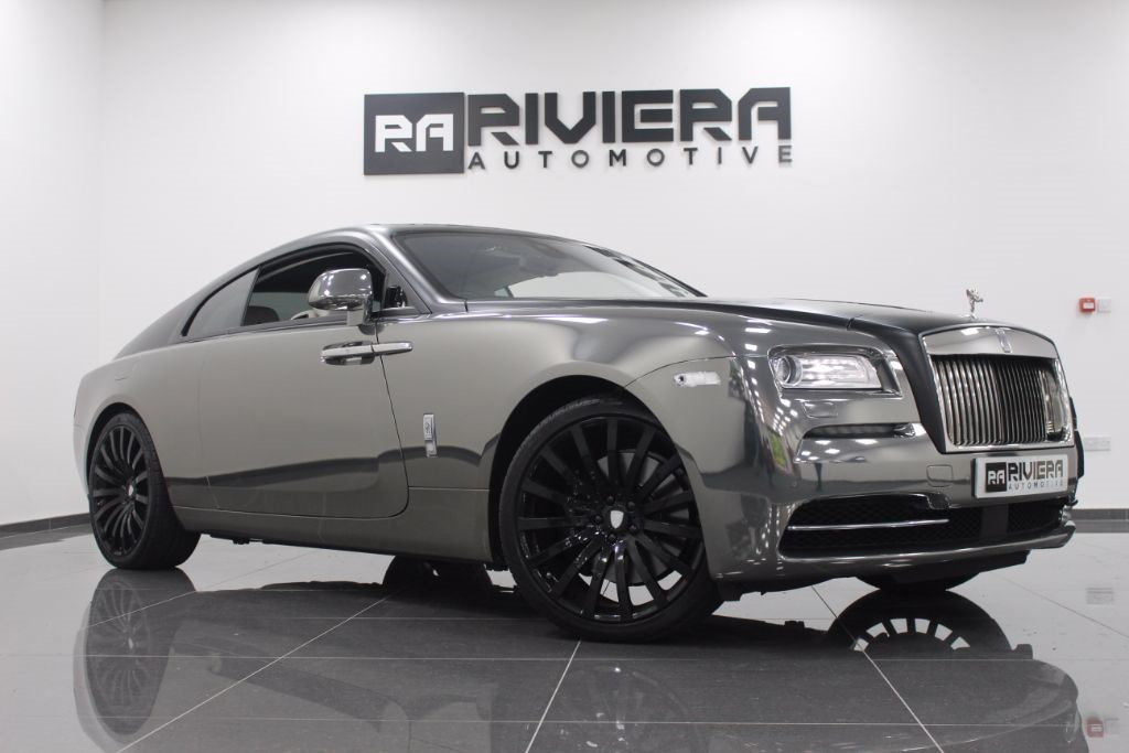 used Rolls-Royce Wraith  in west-yorkshire