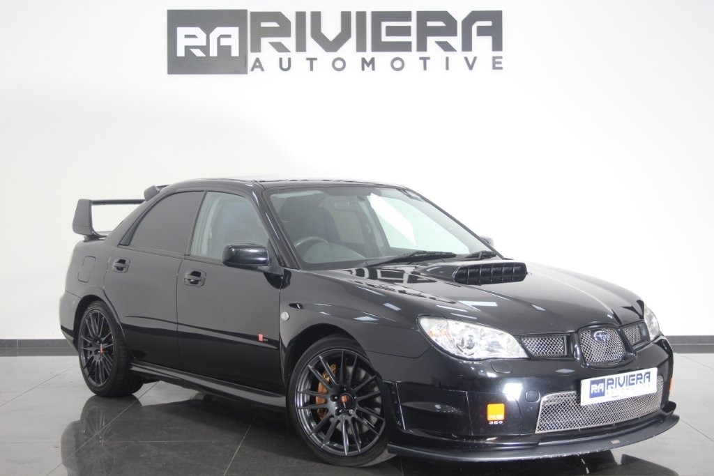 used Subaru Impreza WRX ST RB320 4dr in west-yorkshire