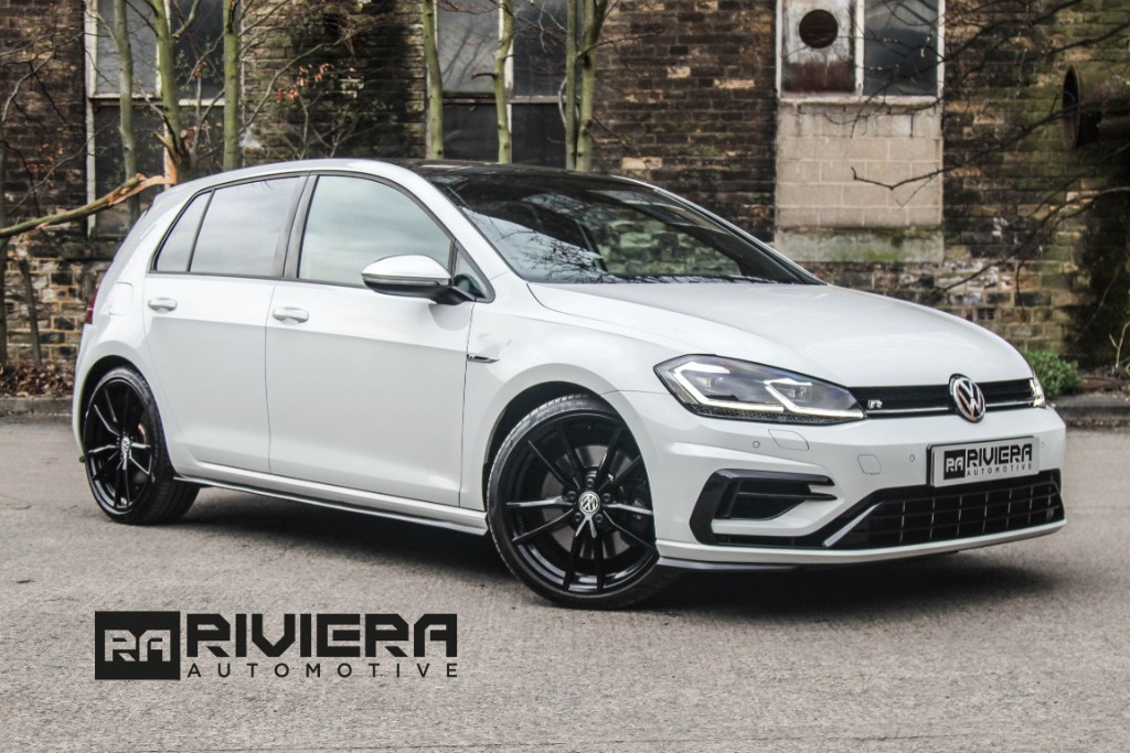 used VW Golf R TSI DSG in west-yorkshire