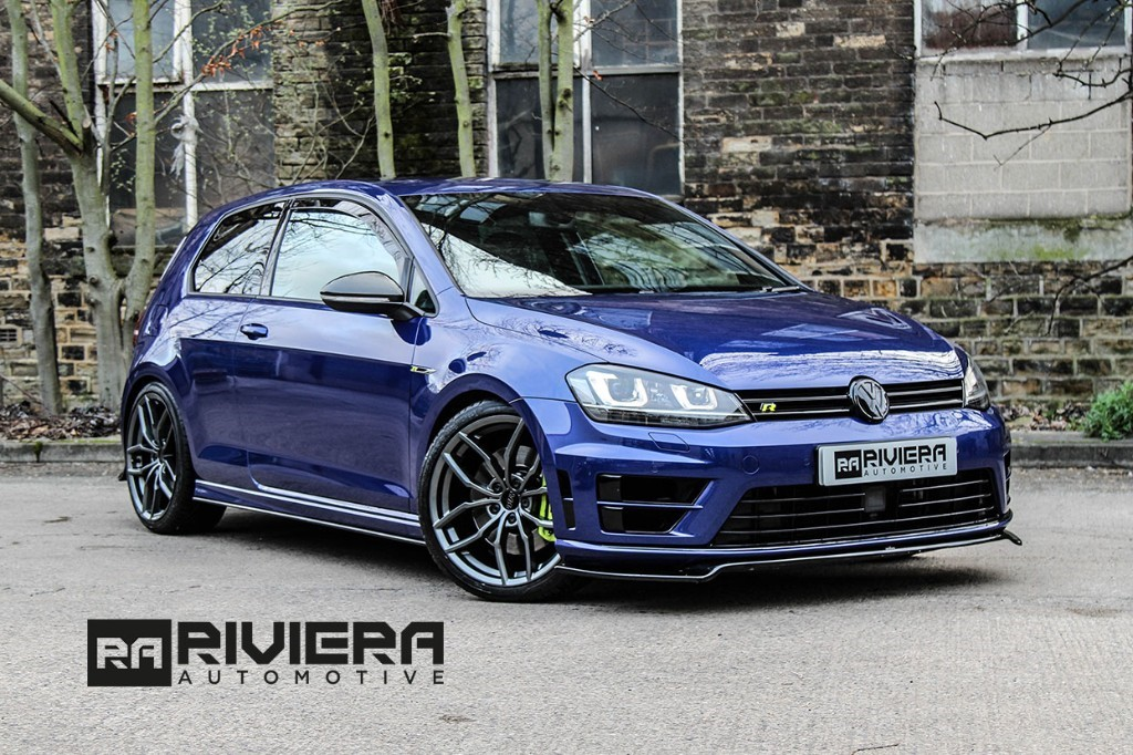 used VW Golf R in west-yorkshire