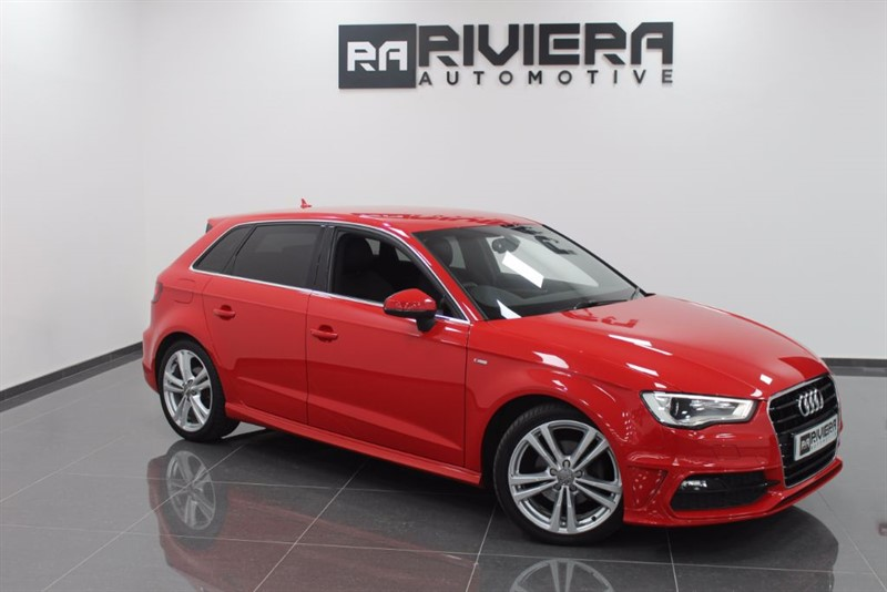 used Audi A3 TDI S LINE in west-yorkshire