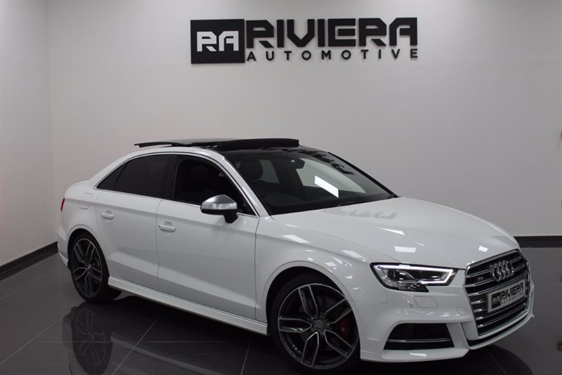 used Audi A3 S3 QUATTRO in west-yorkshire