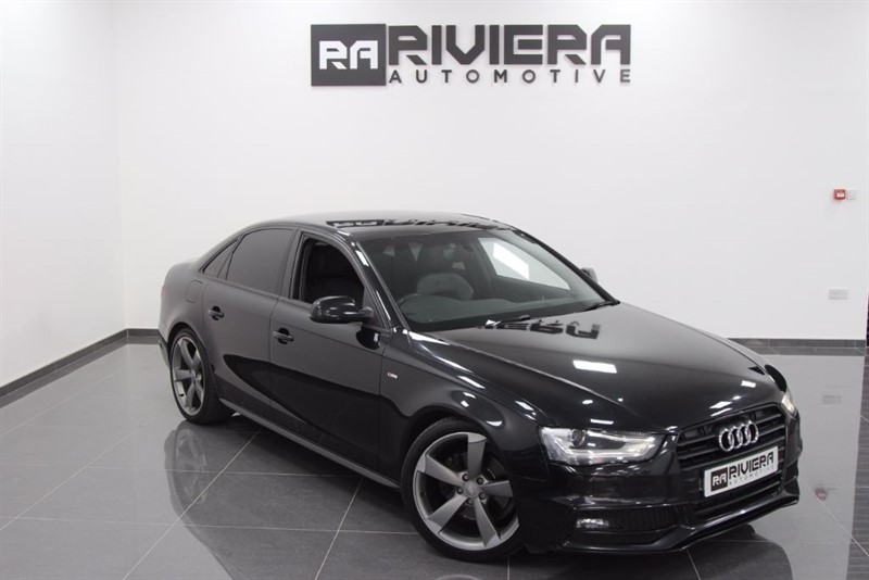 used Audi A4 TDI S LINE BLACK EDITION in west-yorkshire