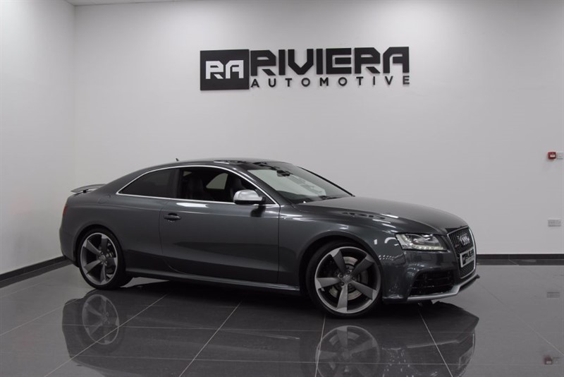 used Audi A5 RS5 FSI QUATTRO in west-yorkshire