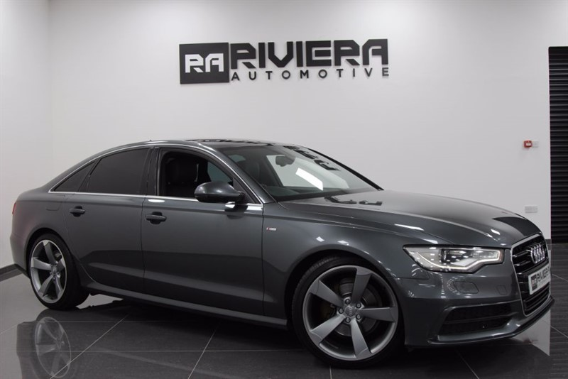 used Audi A6 TDI S LINE in west-yorkshire