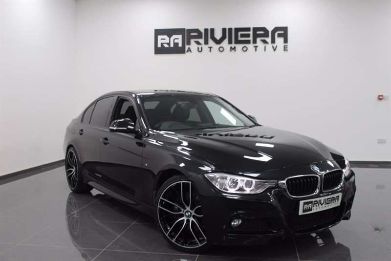 used BMW 320d M SPORT  in west-yorkshire