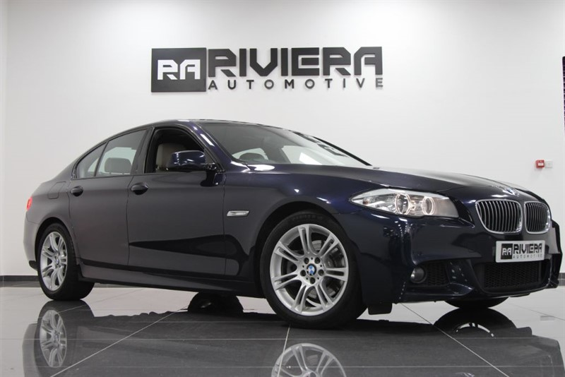 used BMW 520d M SPORT in west-yorkshire