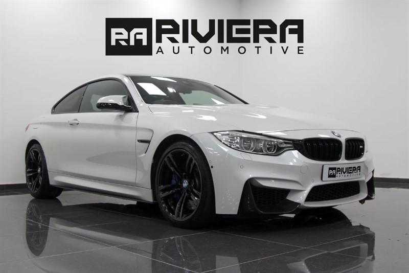 used BMW M4 F82 S55 3.0 DCT in west-yorkshire