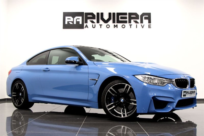 used BMW M4 3.0 M4 DCT 2dr (start/stop) in west-yorkshire
