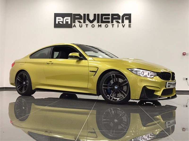 used BMW M4  in west-yorkshire