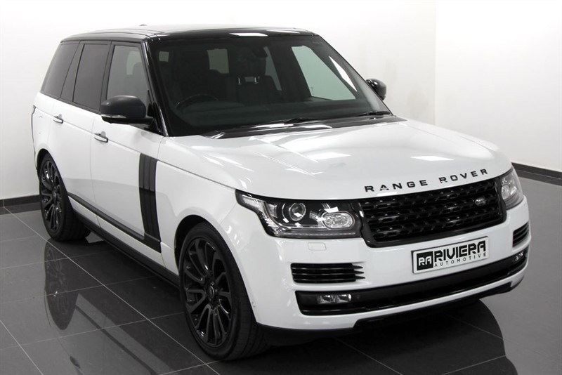 used Land Rover Range Rover SDV8 AUTOBIOGRAPHY in west-yorkshire