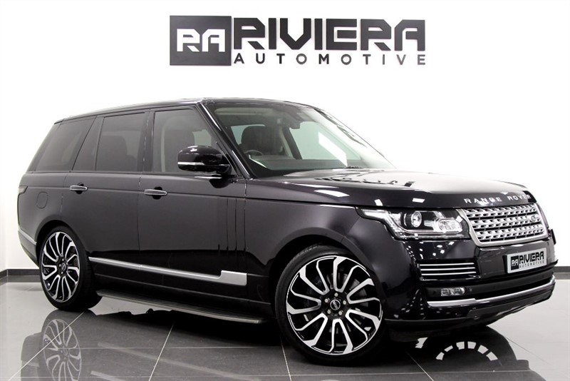 used Land Rover Range Rover TDV6 AUTOBIOGRAPHY in west-yorkshire