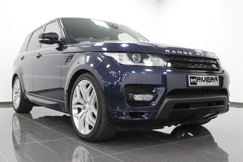 used Land Rover Range Rover Sport SDV6 AUTOBIOGRAPHY DYNAMIC in west-yorkshire