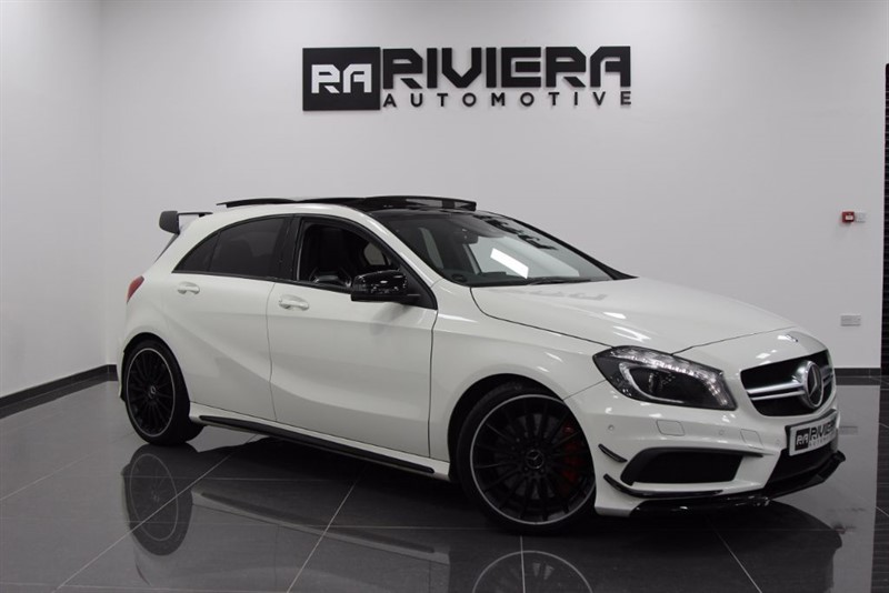 used Mercedes A45 AMG 4MATIC in west-yorkshire