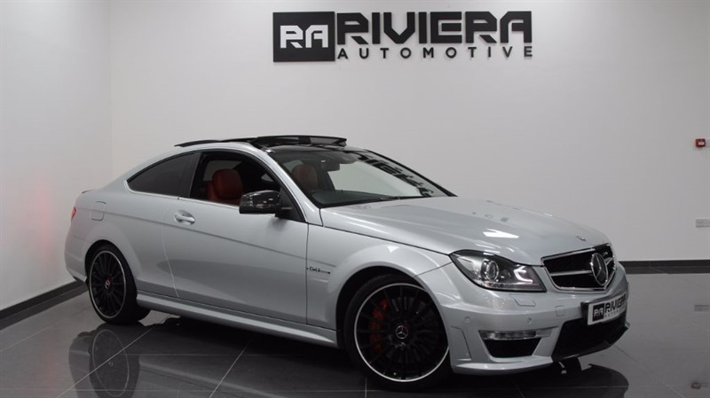 used Mercedes C63 AMG EDITION 125 in west-yorkshire