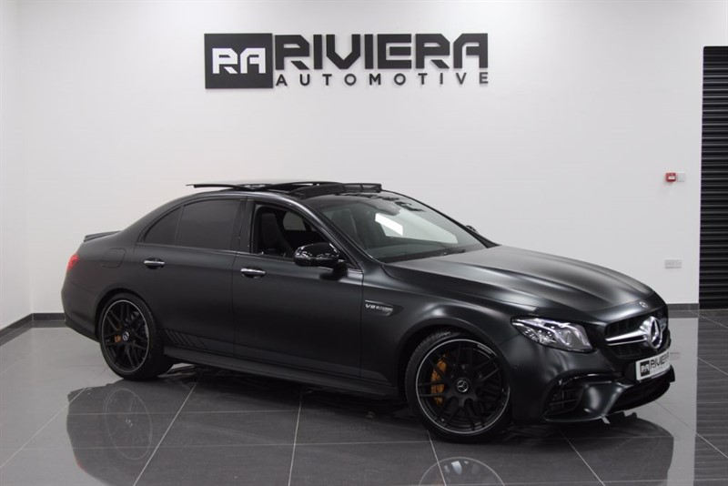 used Mercedes  E-CLASS AMG E 63 S 4MATIC EDITION 1 in west-yorkshire