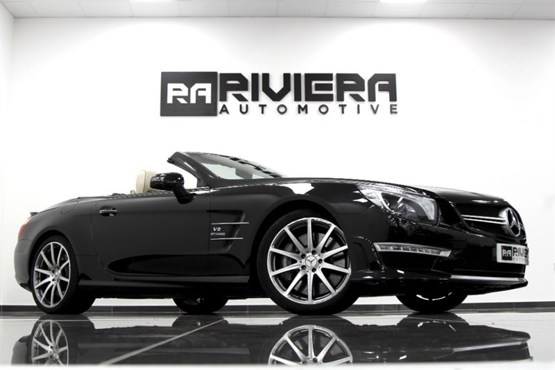 used Mercedes SL SL63 AMG in west-yorkshire