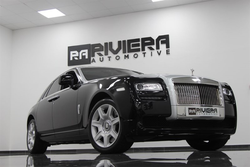 used Rolls-Royce Ghost 6.6 V12 in west-yorkshire