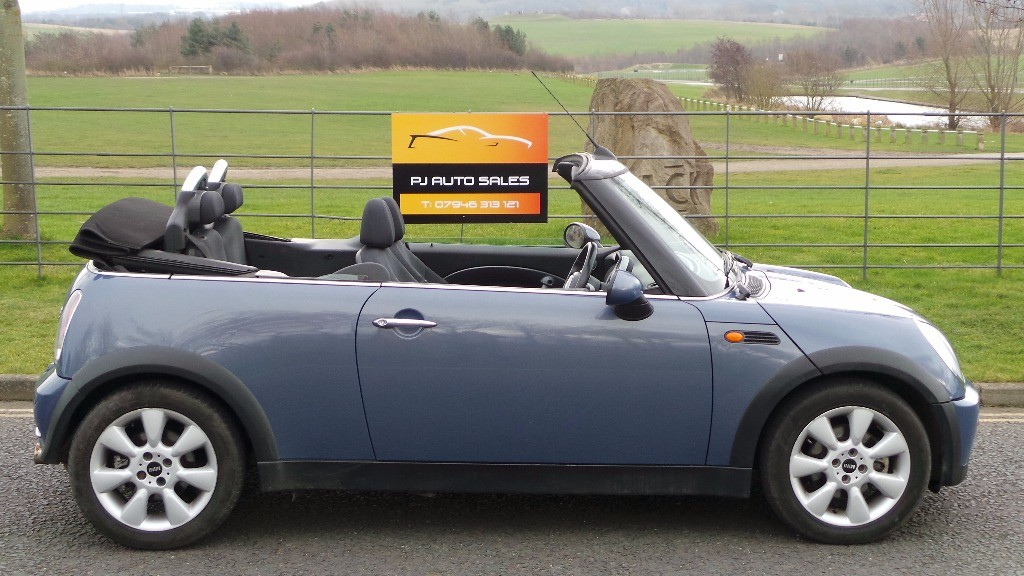 used MINI Convertible ONE in houghton-le-spring-newcastle