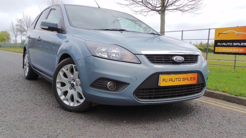 used Ford Focus ZETEC TDCI in houghton-le-spring-newcastle