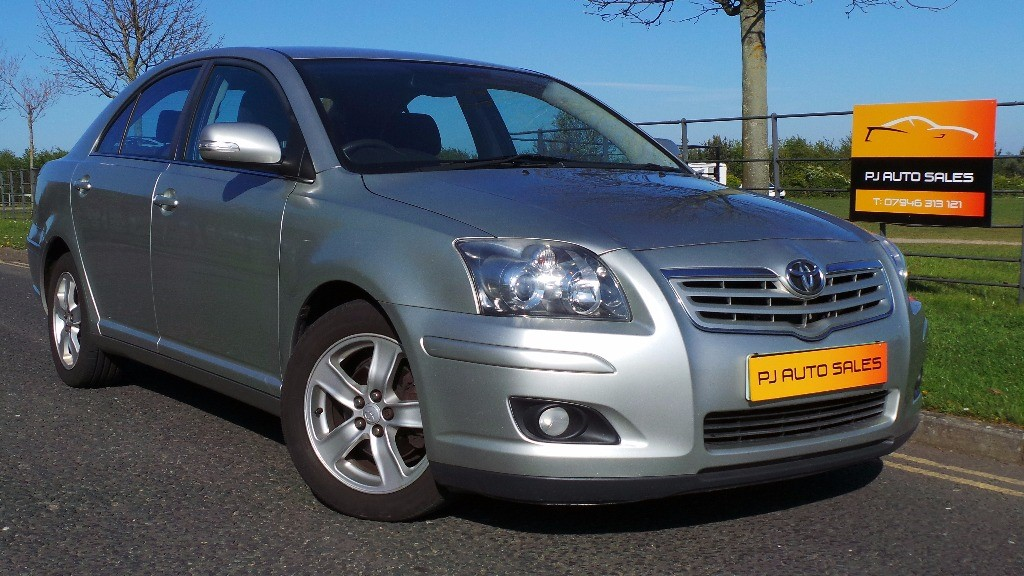 used Toyota Avensis T3-X VVT-I in houghton-le-spring-newcastle