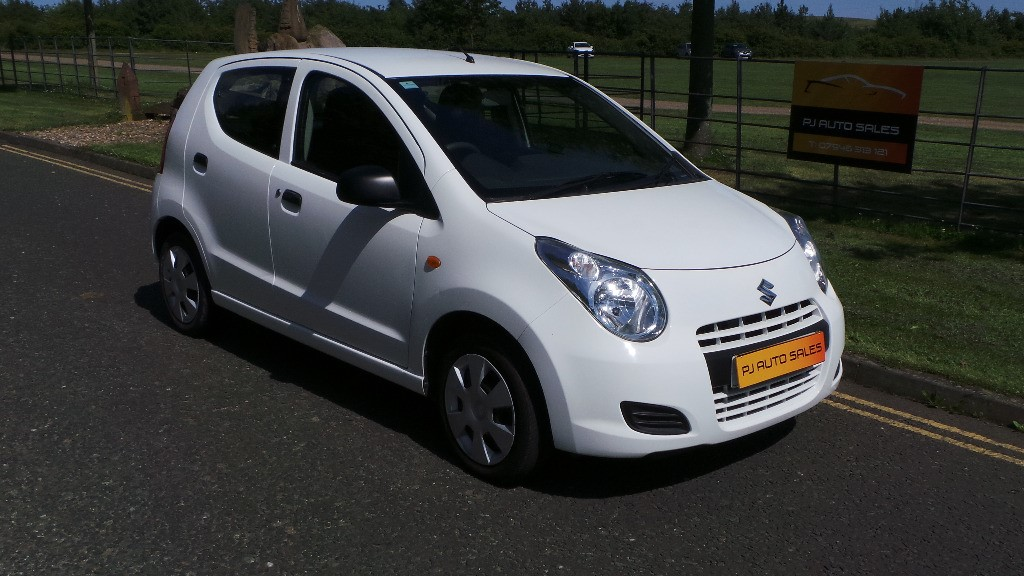 used Suzuki Alto SZ2 in houghton-le-spring-newcastle