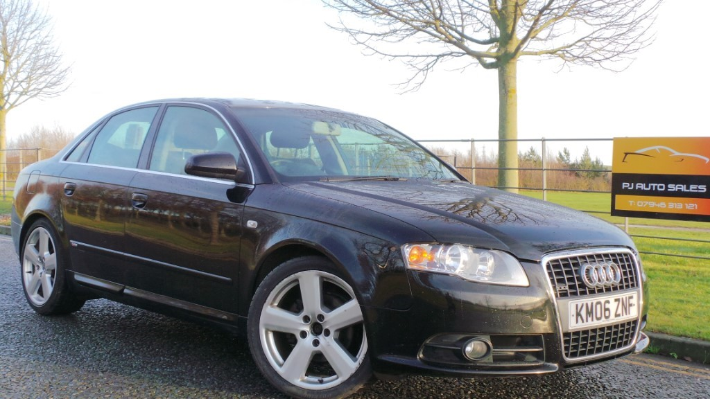 used Audi A4 TDI S LINE TDV in houghton-le-spring-newcastle