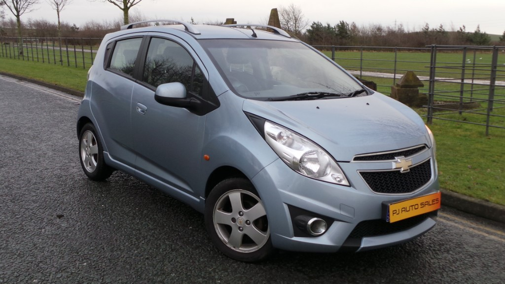 used Chevrolet Spark  in houghton-le-spring-newcastle