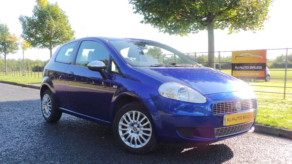used Fiat Grande Punto ACTIVE 8V in houghton-le-spring-newcastle