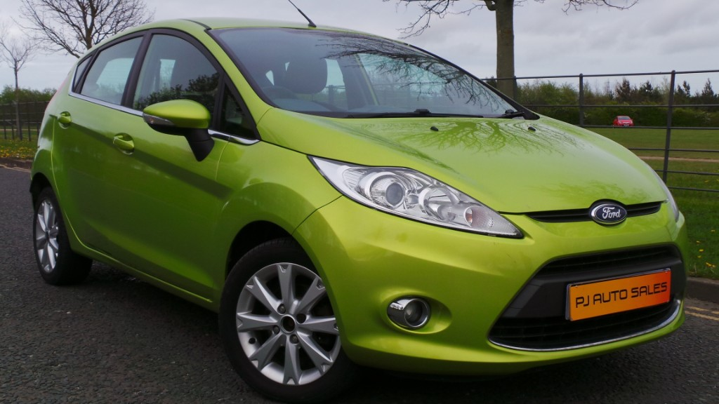 used Ford Fiesta ZETEC in houghton-le-spring-newcastle
