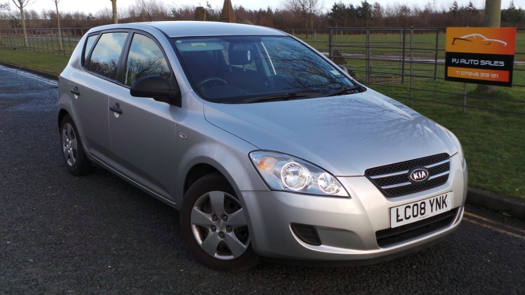 used Kia Ceed S in houghton-le-spring-newcastle