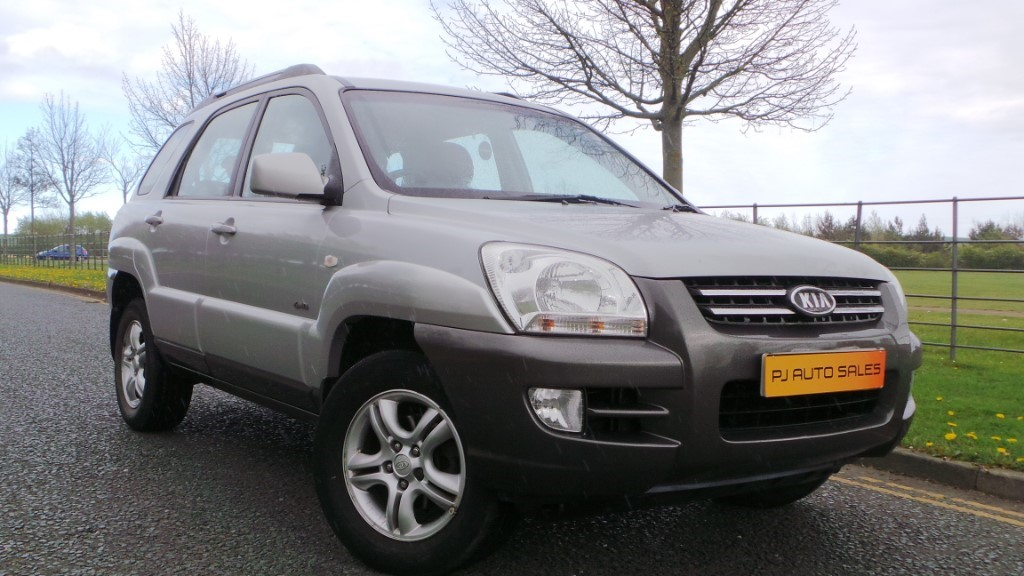 used Kia Sportage CRDI XE E4 in houghton-le-spring-newcastle