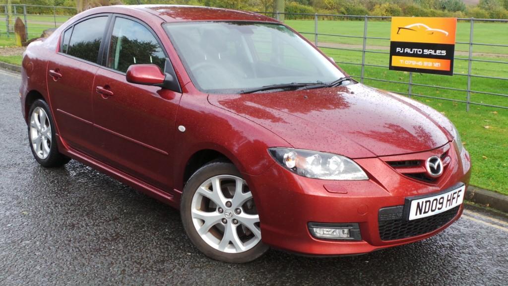 used Mazda Mazda3 SPORT in houghton-le-spring-newcastle