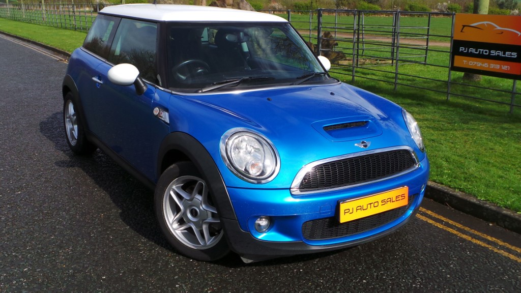 used MINI Hatch COOPER S in houghton-le-spring-newcastle