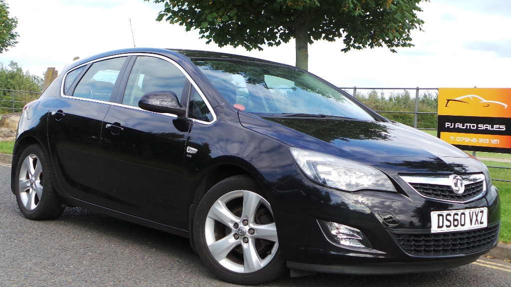 used Vauxhall Astra SRI in houghton-le-spring-newcastle