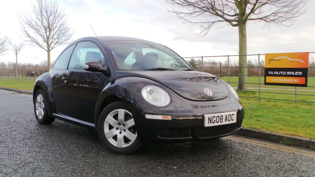 used VW Beetle LUNA 8V in houghton-le-spring-newcastle