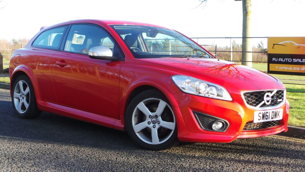 used Volvo C30 R-DESIGN in houghton-le-spring-newcastle