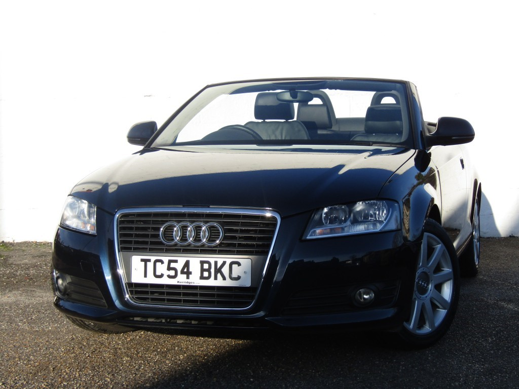 used Audi A3 2.0 TFSi Sport Cabriolet in suffolk