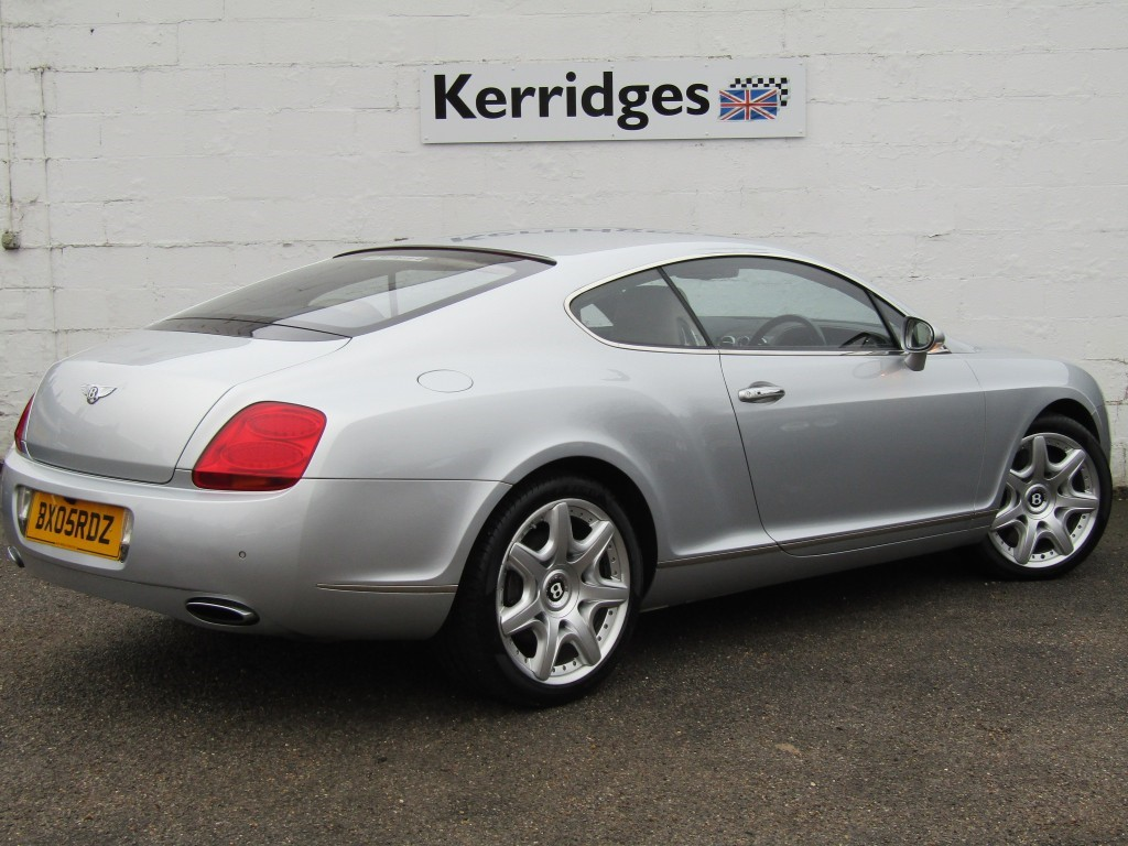 Used Bentley Continental For Sale In Ipswich Suffolk Kerridges Ltd