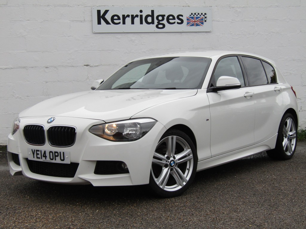 used BMW 116d M Sport Auto 5 door in suffolk