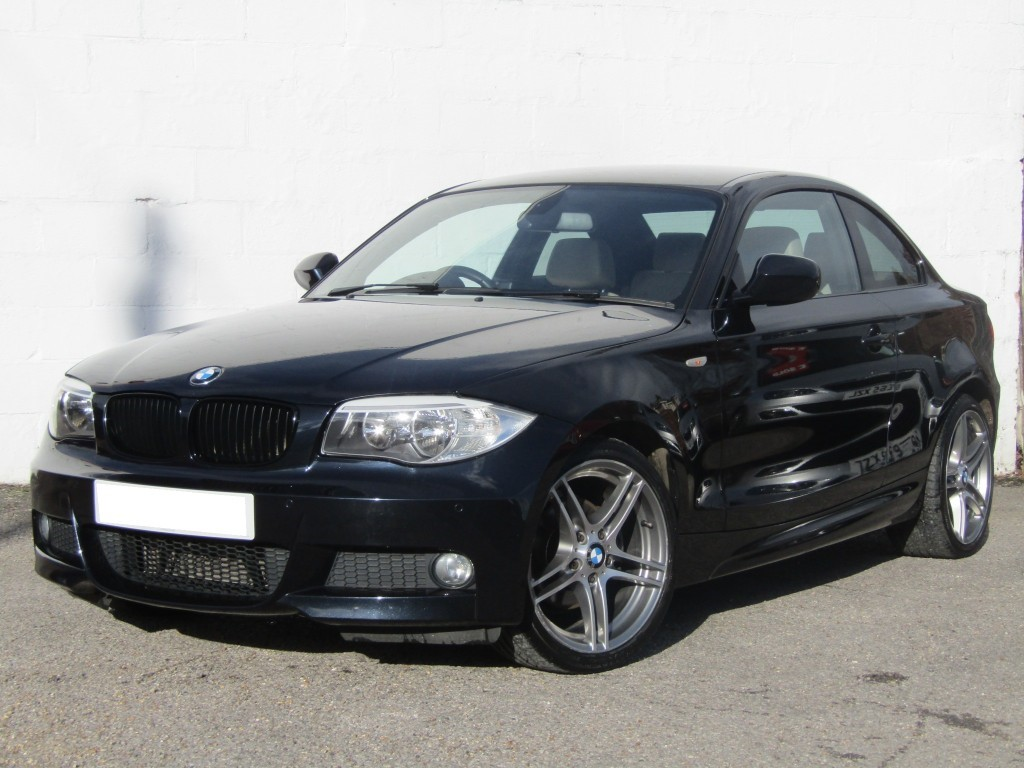used BMW 118d Sport Plus Edition Coupe in suffolk