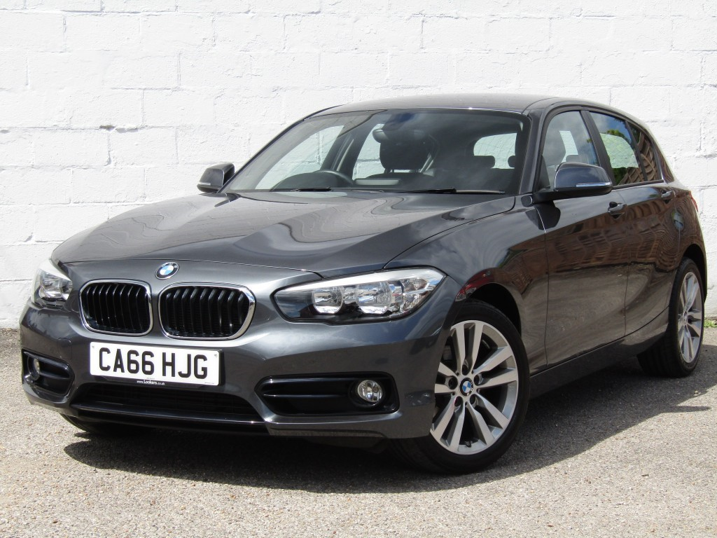 used BMW 118i Sport [1.5] 5 door in suffolk
