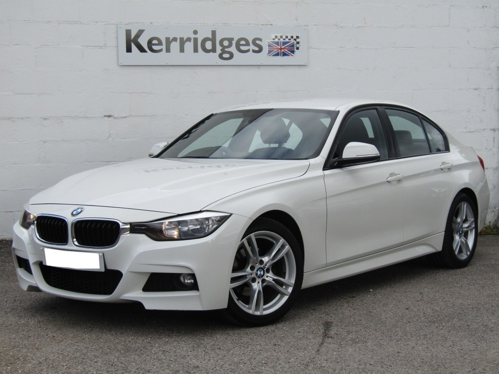 used BMW 318d M Sport Auto Saloon in suffolk