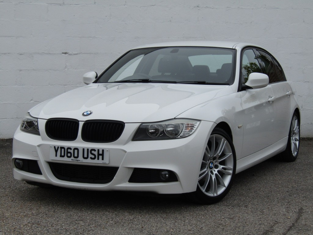 used BMW 318d M Sport Business Edition Saloon in suffolk
